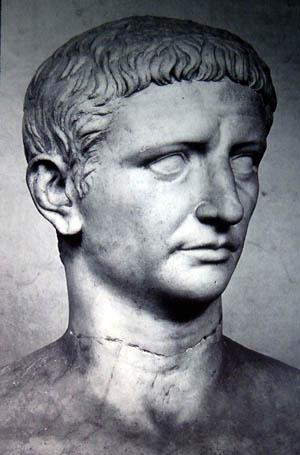 Emperor Claudius Tiberius Claudius Caesar Augustus Germanicus