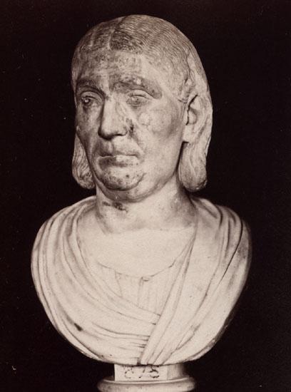 Юлия Мамея, дочь Мезы. Мрамор. Рим, Капитолийские музеи, Новый дворец, Зал императоров.